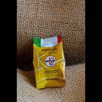 """ARABICA COFFEE IN CAPSULE """"GOLD"""" 100 pz."""