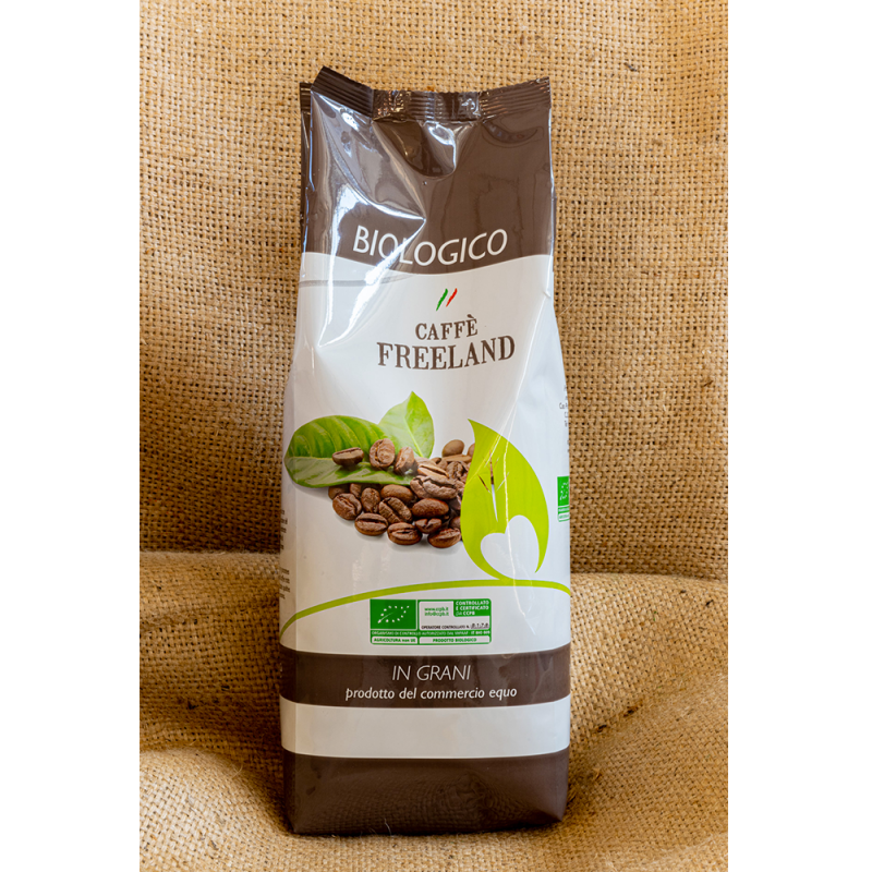 "CAFFE' BIO 1000 g  ""FREELAND"""