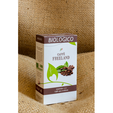 "COFFEE BIO/FAIRTRADE 250 g minced ""FREELAND"""