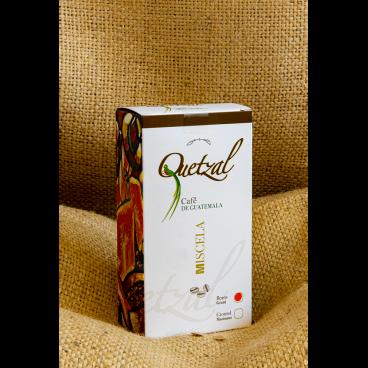 CAFFE' QUETZAL 250 gr. IN GRANI
