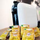 """CAFFE' ARABICA IN CAPSULE COMPATIBILI NESPRESSO  """"GOLD"""" 10 pz."""